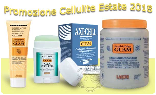 kit completo anti cellulite guam