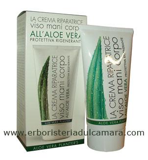 Crema Viso E Corpo Aloe Vera ~ Prodotto Speciale Siero..