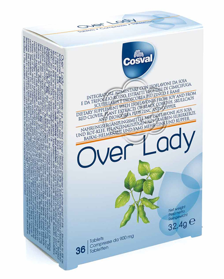 over lady cosval