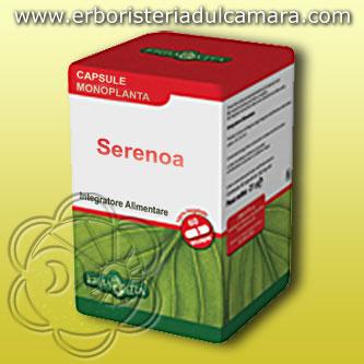 Serenoa repens prostatite